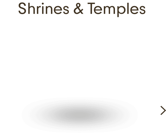 Shrines & Temples